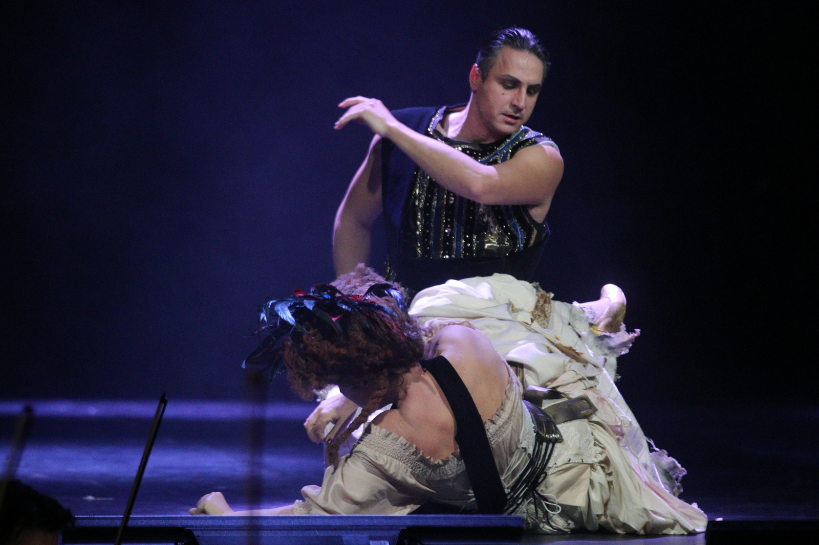 """""""Julije Cezar u Egiptu - iznova"""": obnova riječkog baroknog opernog spektakla"""