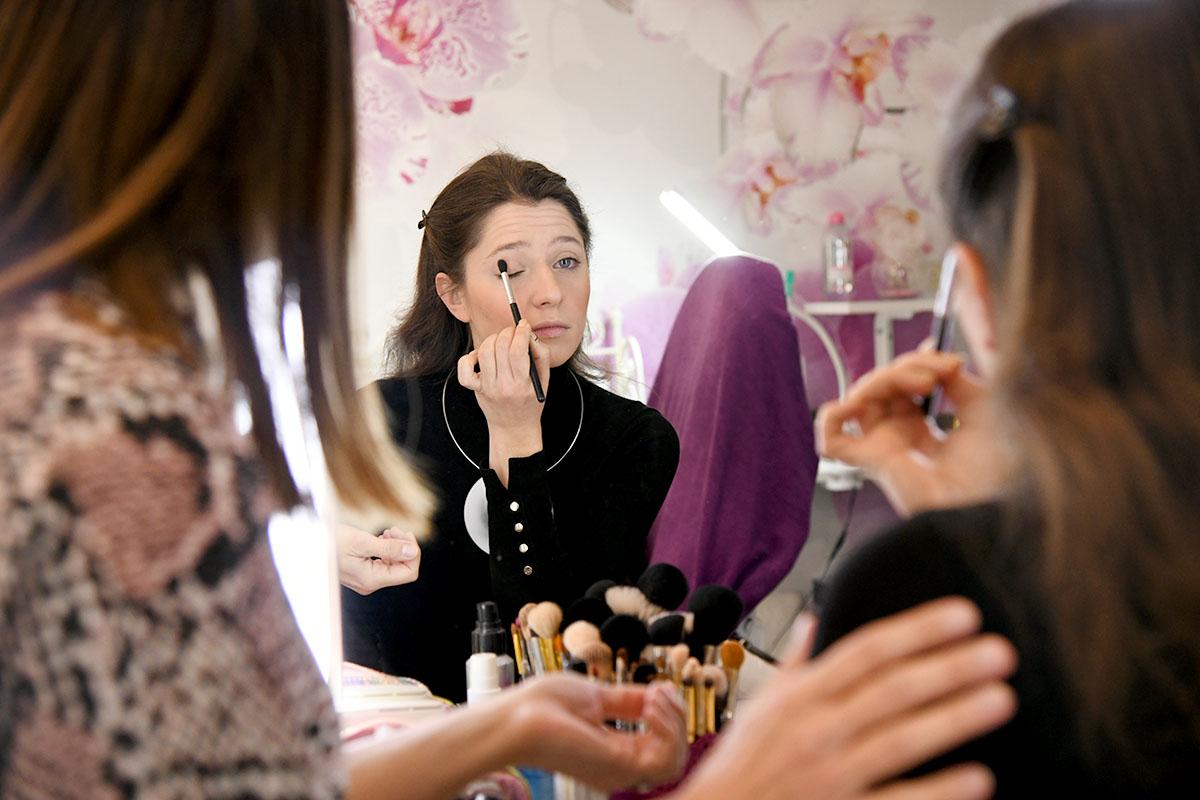 Extravagant recenzije: naučile smo se profesionalno našminkati u Studiju Kancilja