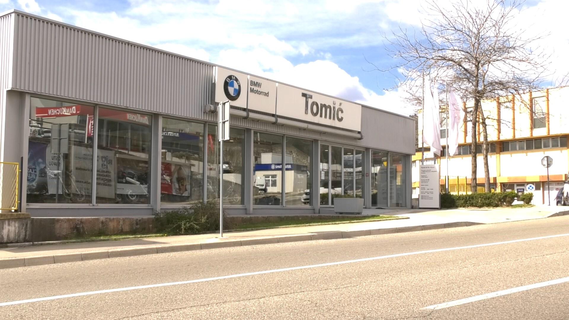 Extravagant auto: BMW Tomić&Co