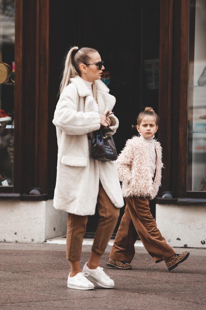 Extravagant streetstyle: kakva mama, takva i kći!