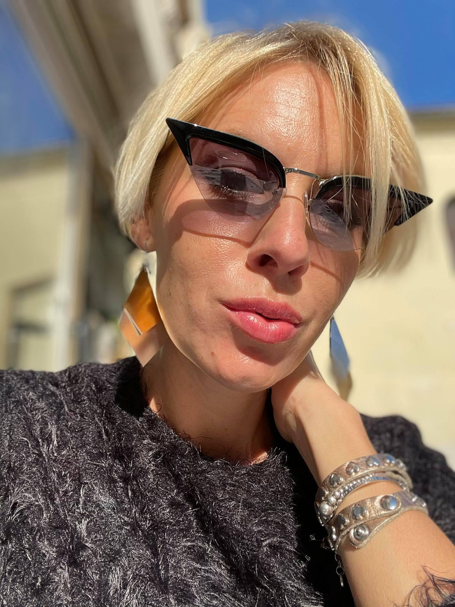 StajleRIca: Eva Usmiani Capobianco