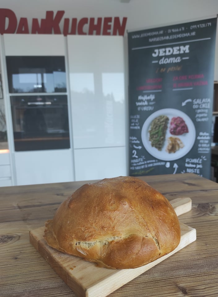 Extravagant chef: Šunka u kruhu