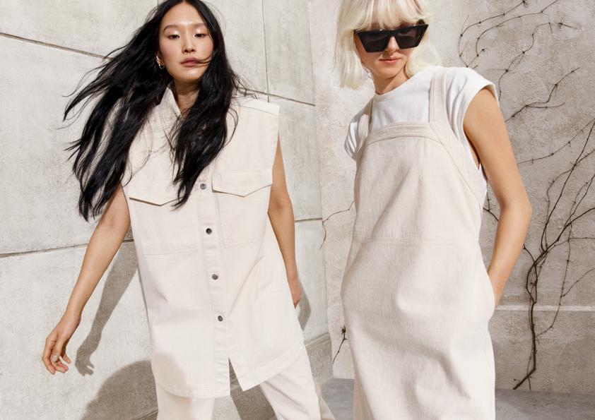 H&M Spring 2021 potiče inovacije u održivosti - modernom, sportskom minimalističkom atmosferom iz 90-ih