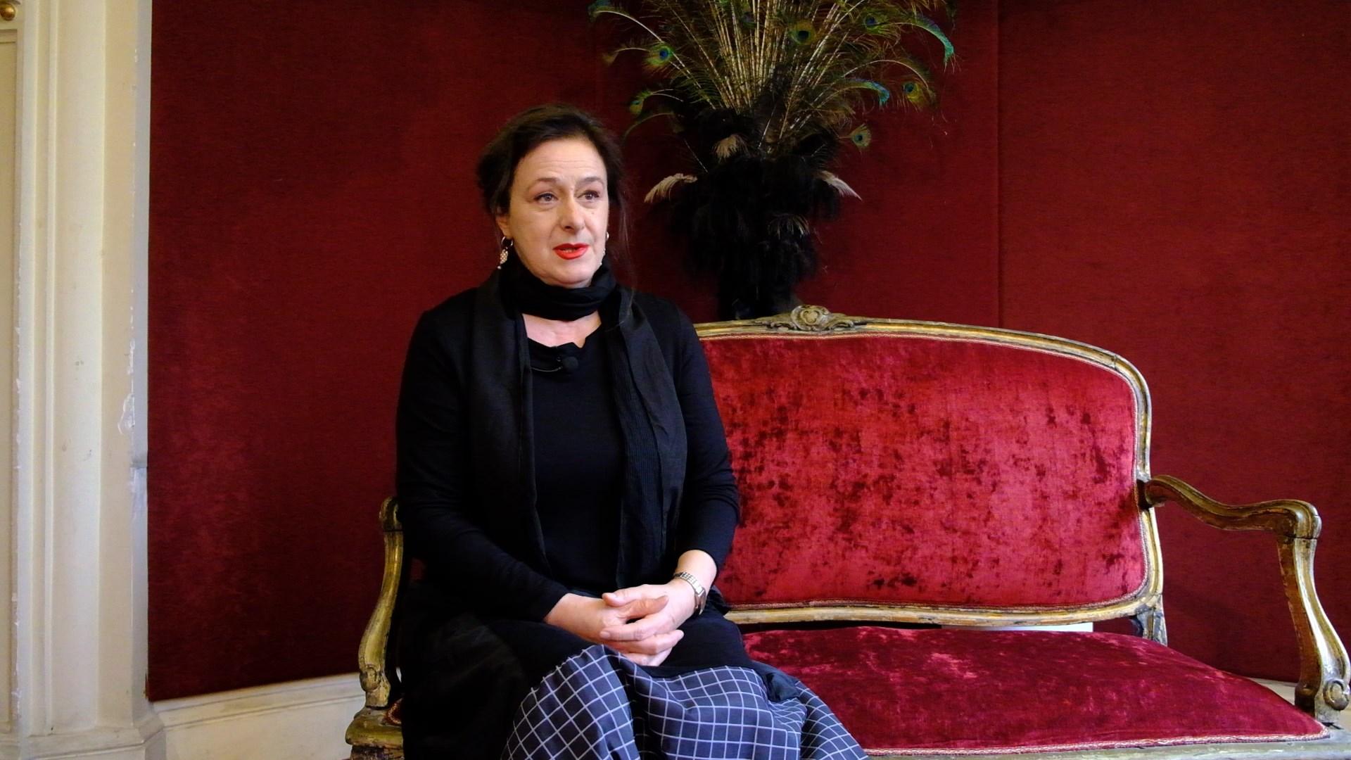 Extravagant interview: Olivera Baljak