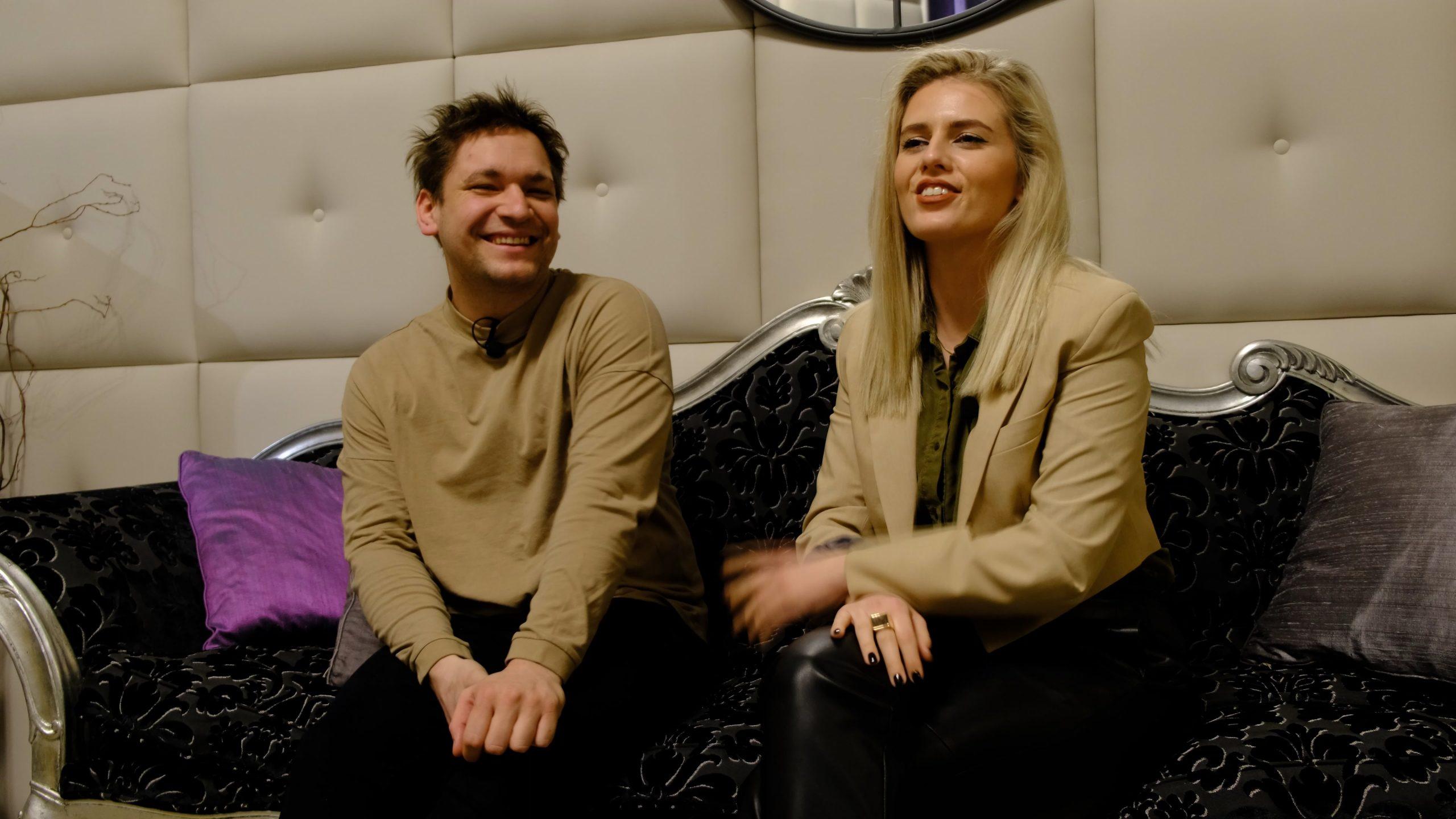 Extravagant couple: Eni Jurišić i Vjeko Ključarić