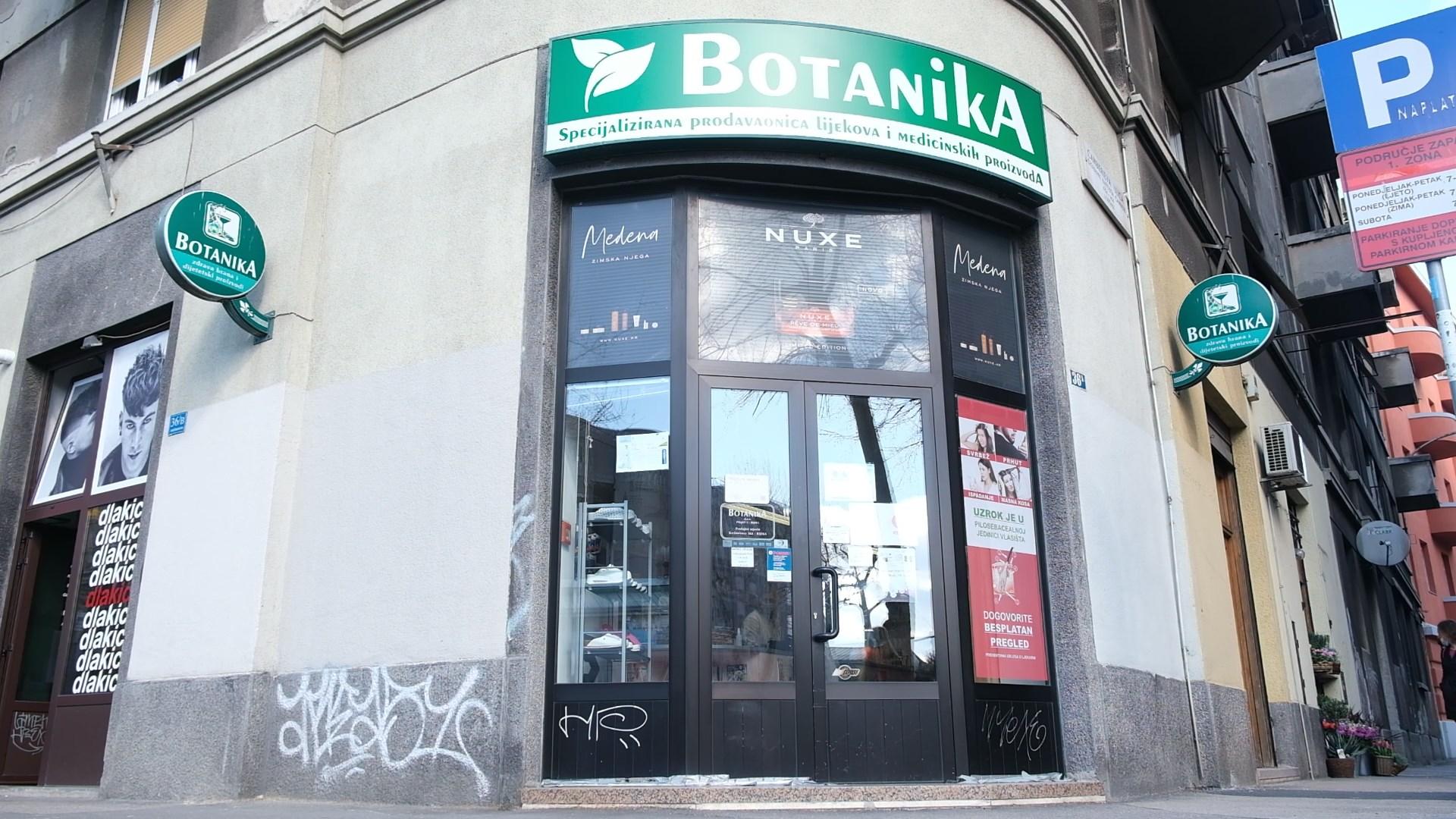 Extravagant health: Botanika i Galena