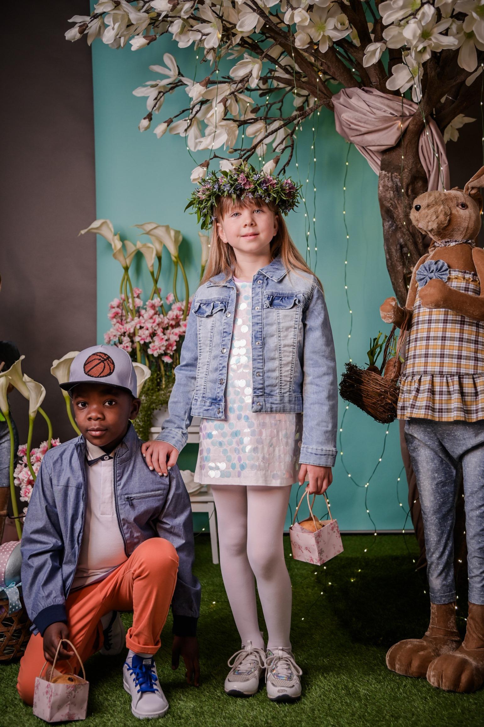 Extravagant kids editorijal: Proljeće u ZTC-u