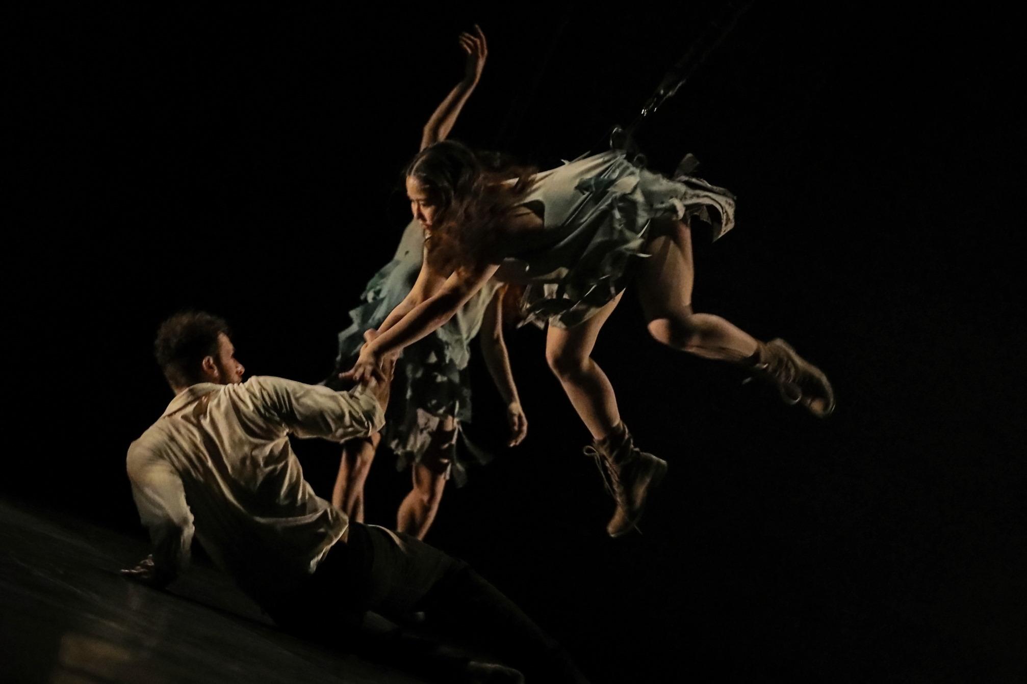 """Premijera baletne """"Odiseje"""" u """"Zajcu"""": uzbudljivo plesno putovanje kroz avanture i emocije"""