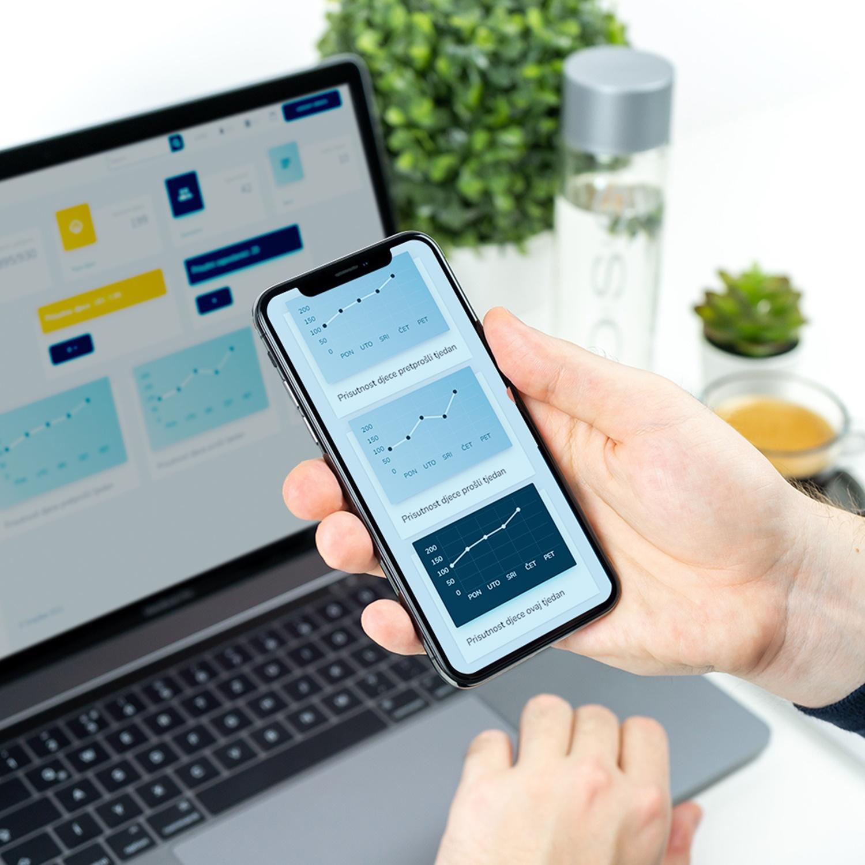 Prvo hrvatsko integralno rješenje za pametnu digitalizaciju vrtića