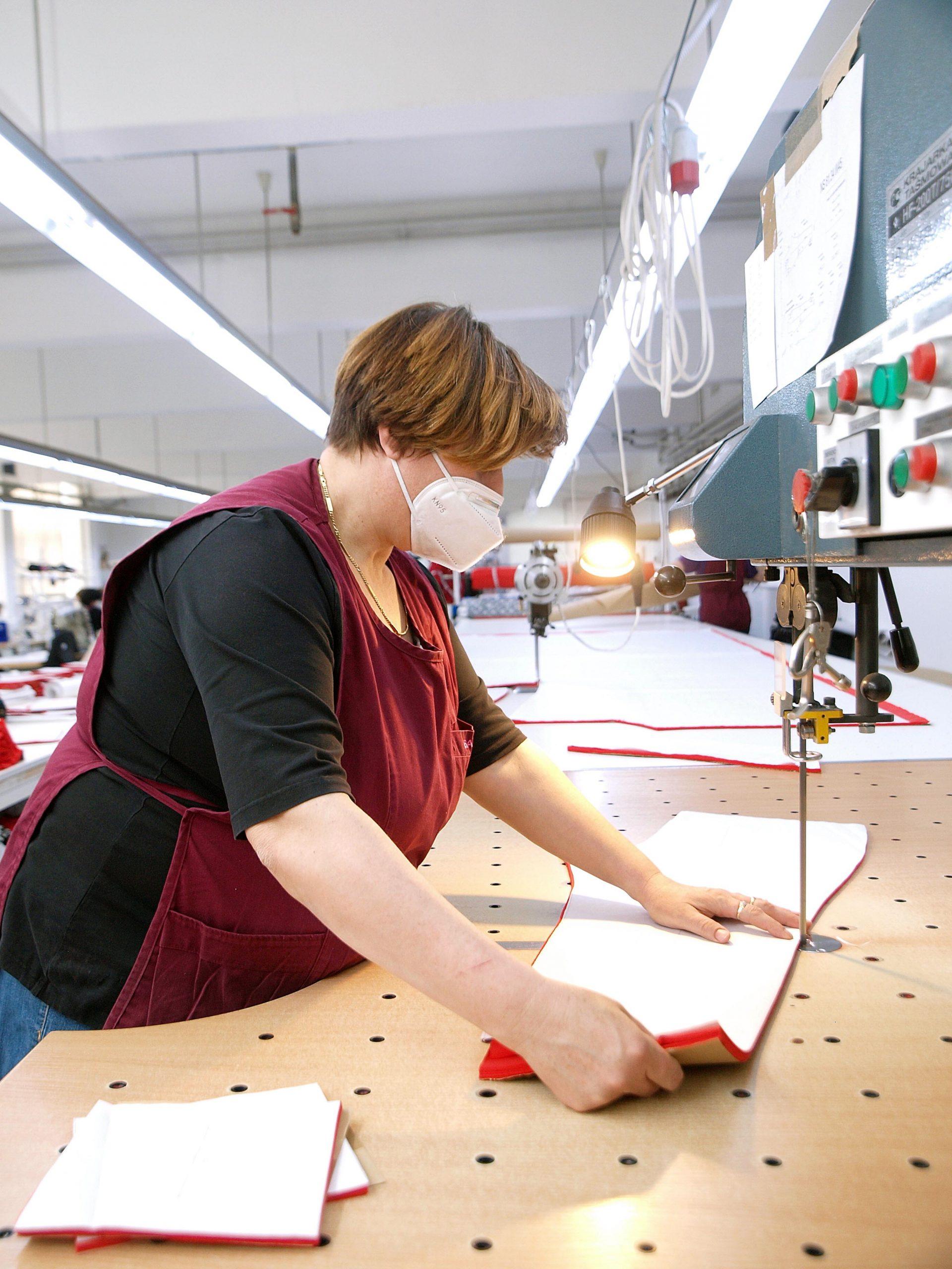 Dan žena obilježen u tvornici Bali d.o.o. u kojoj vrijedne žene stvaraju brend KOZO!
