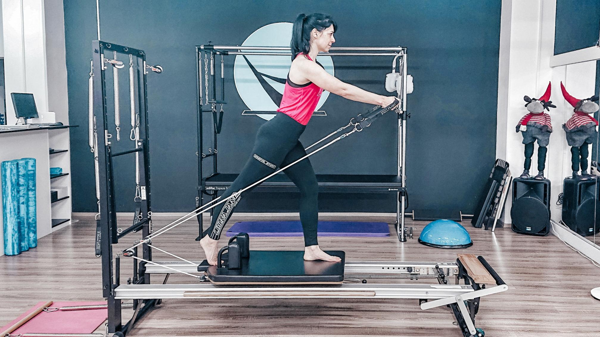 """Nastavljamo vježbati Pilates """"Art of control"""" uz Jennifer Glumac"""