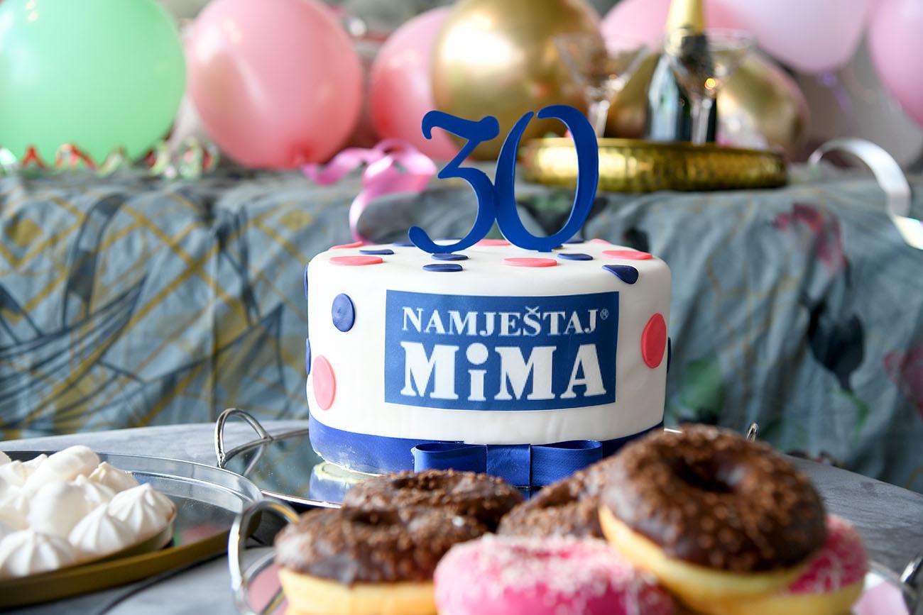 Extravagant editorijal: Namještaj Mima slavi 30. rođendan