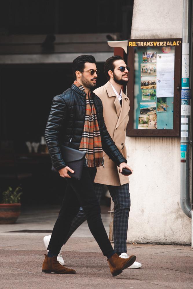 Extravagant streetstyle: gdje su li se uputili ovi stylish mladići?