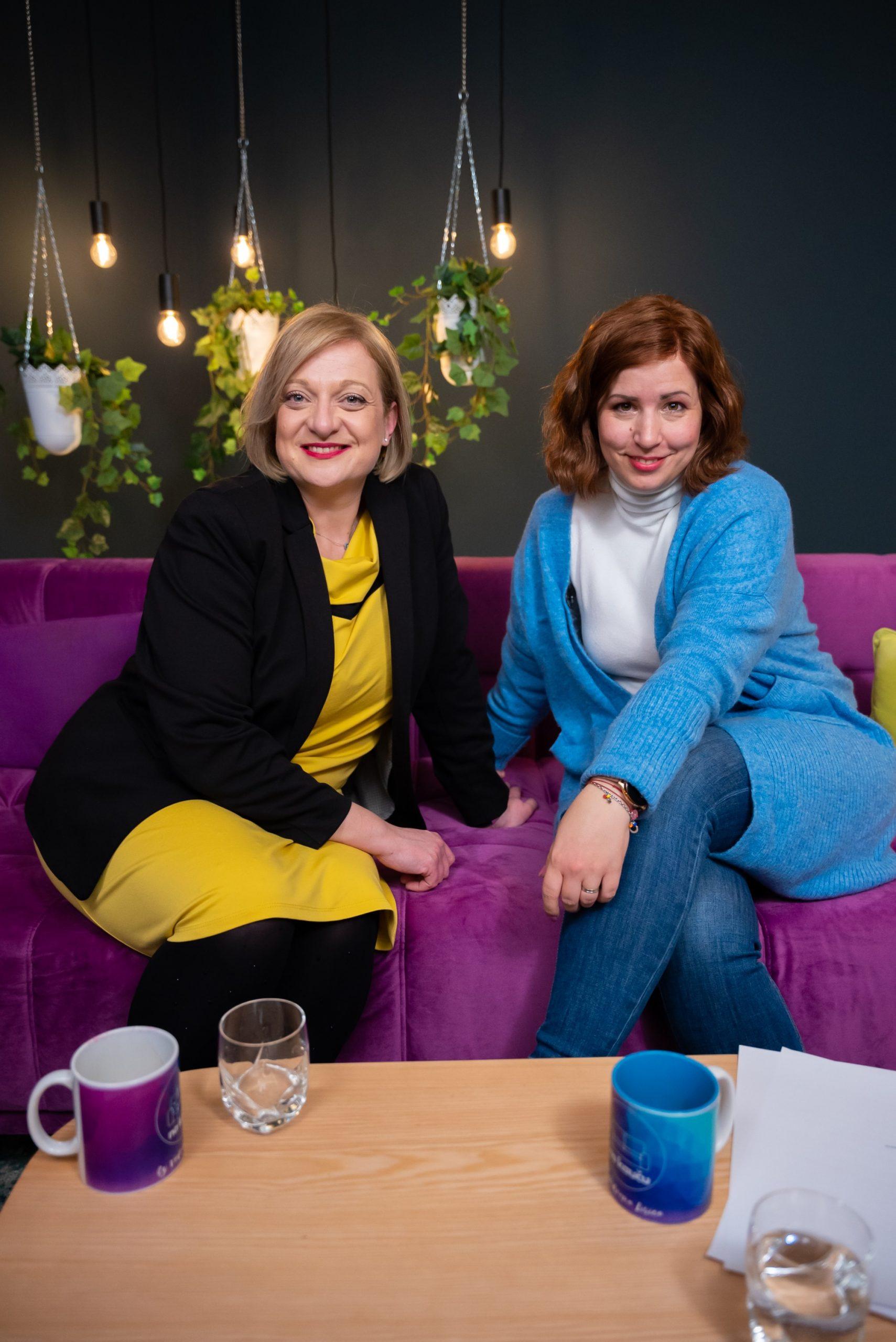 Na kauču kod Vedrane Lisice gostovala je Ana Blečić Jelenović