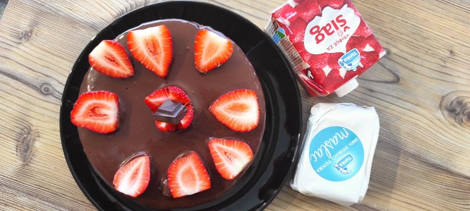 Extravagant chef: Čokoladni cake