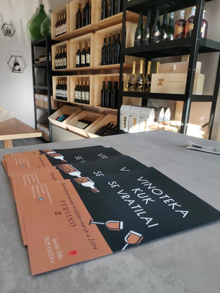 Nova vinoteka otvorila je svoja vrata - Vinoteka Kuk