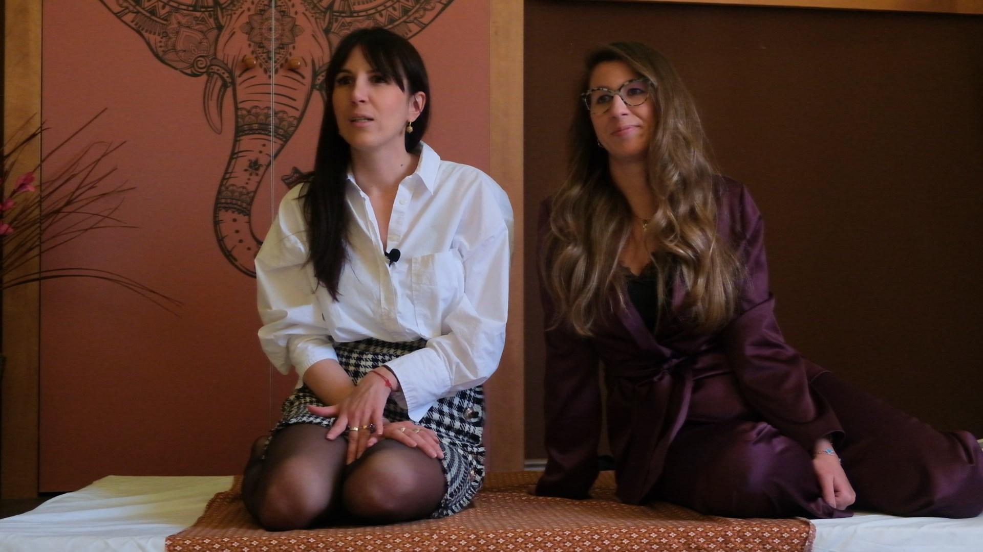 Lady Boss by Ghetaldus Rijeka: Ana i Andrea Buljan