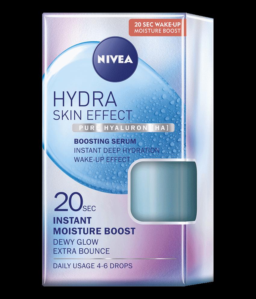 Dugotrajna hidratacija s čistim hijaluronom uz nove NIVEA Hydra Skin Effect proizvode
