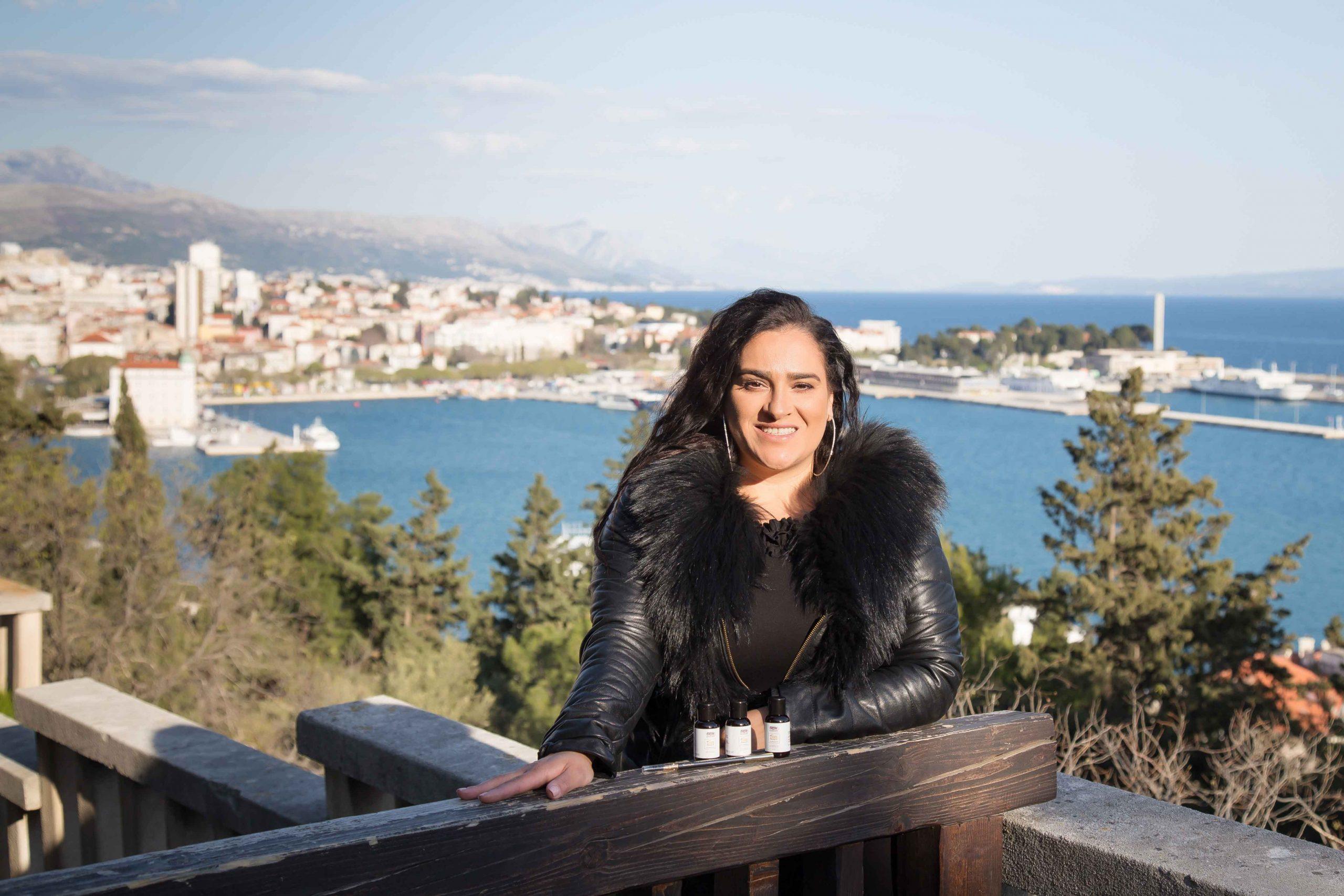 Ovo je žena koja je usrećila brojne Hrvatice; osmislila je kozmetičku liniju zbog koje će vam koža biti zahvalna