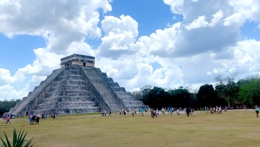 Extravagant travel: Mexico - Yucatan