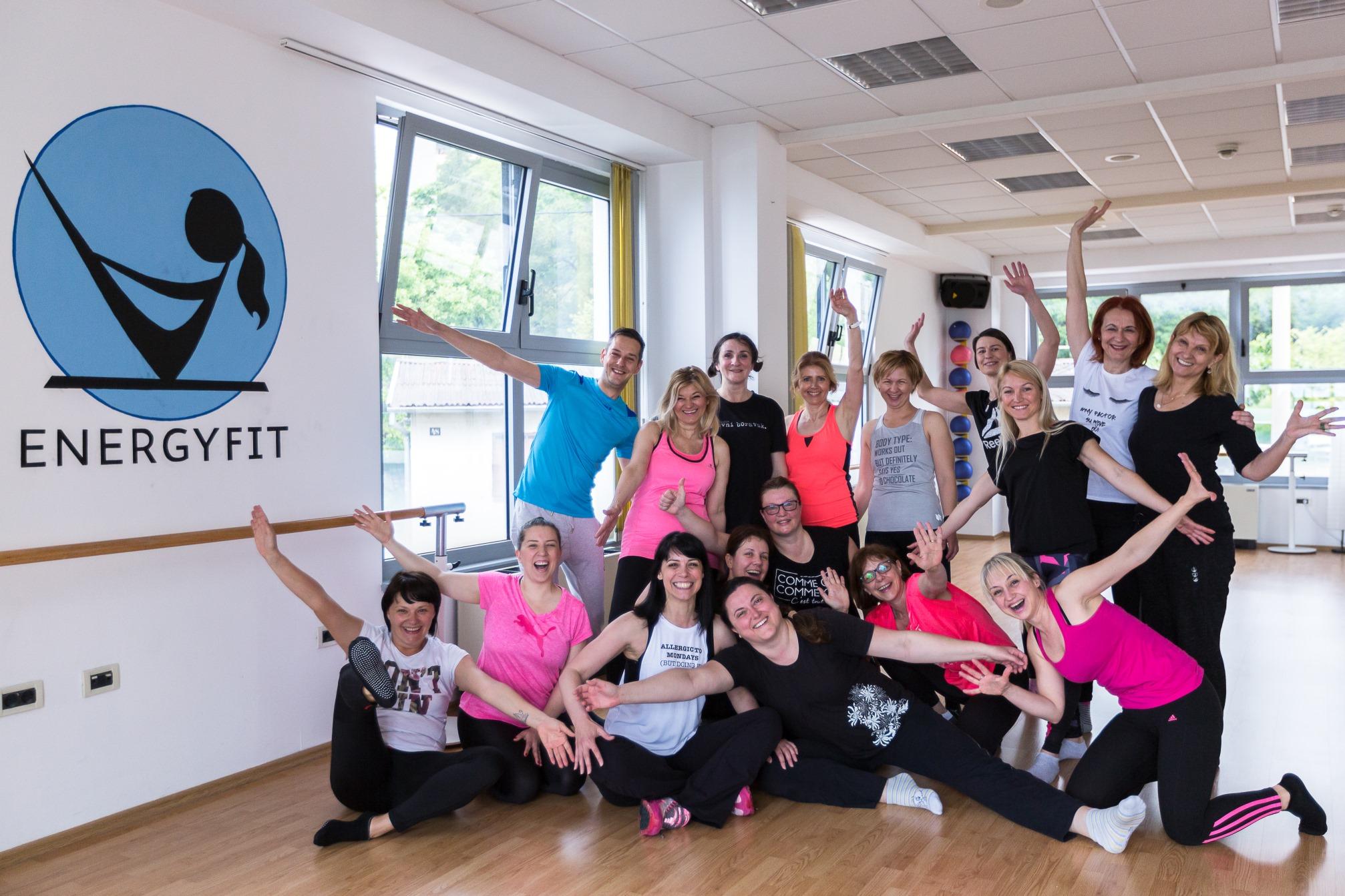 Jennifer Glumac poziva vas na trening povodom Pilates dana