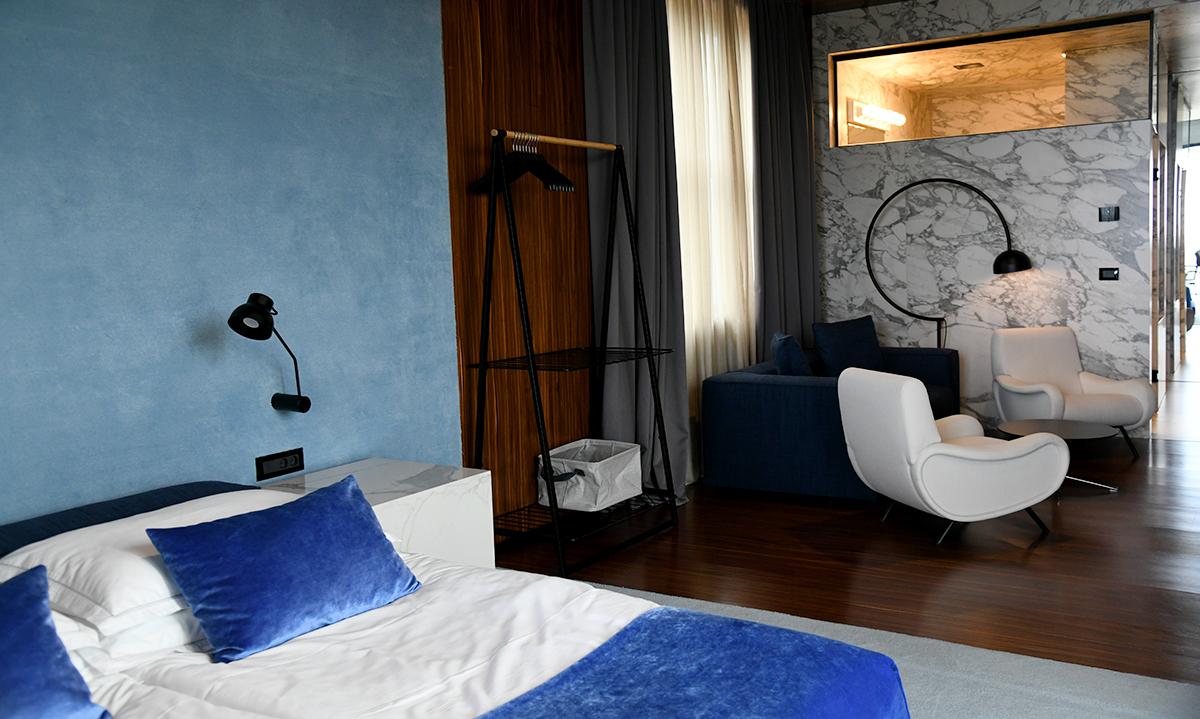 Spoj hedonizma i spokoja čeka vas u luksuznom Wine&Heritage hotelu Roxanich