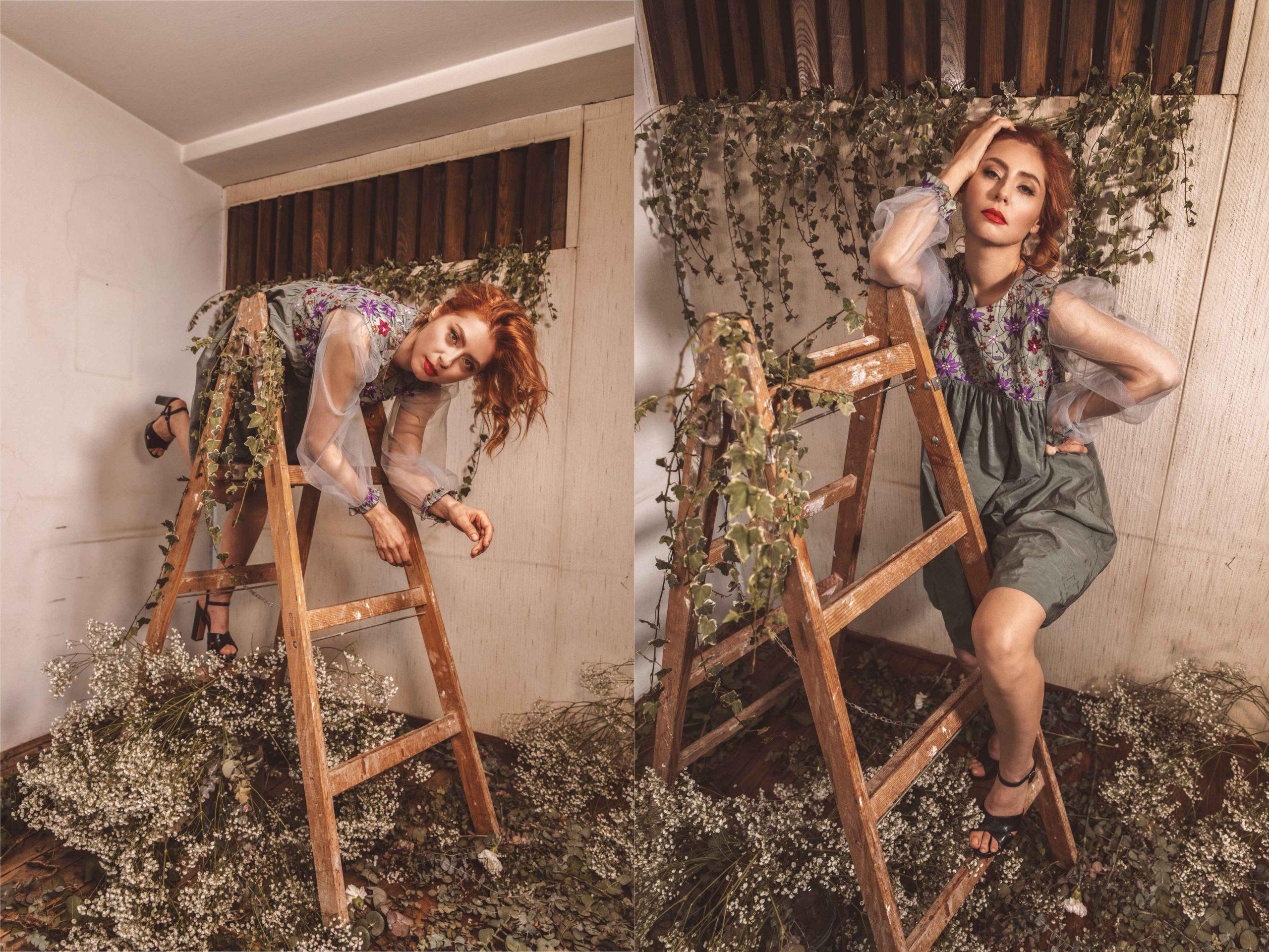 Poznata glumica donosi razigranu proljetnu kolekciju modnog branda Svoya