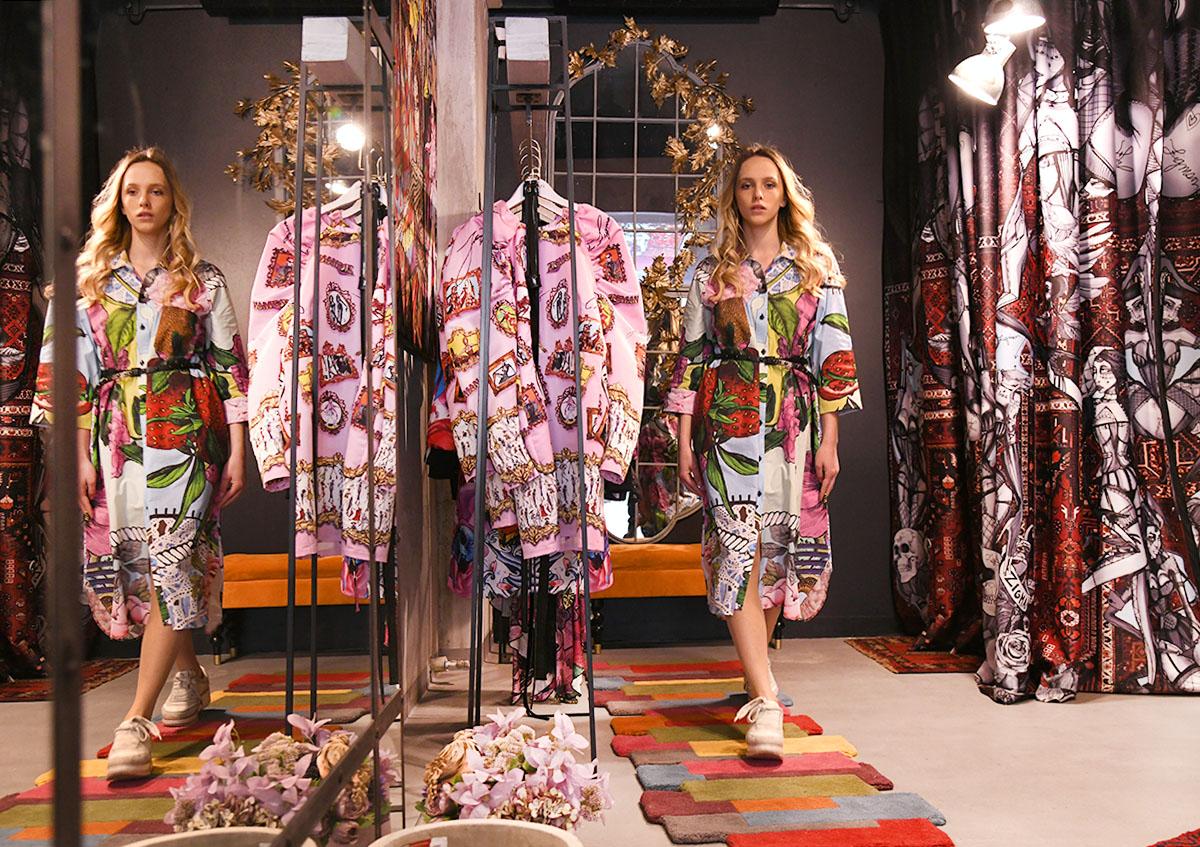 Extravagant shopping: Zigman