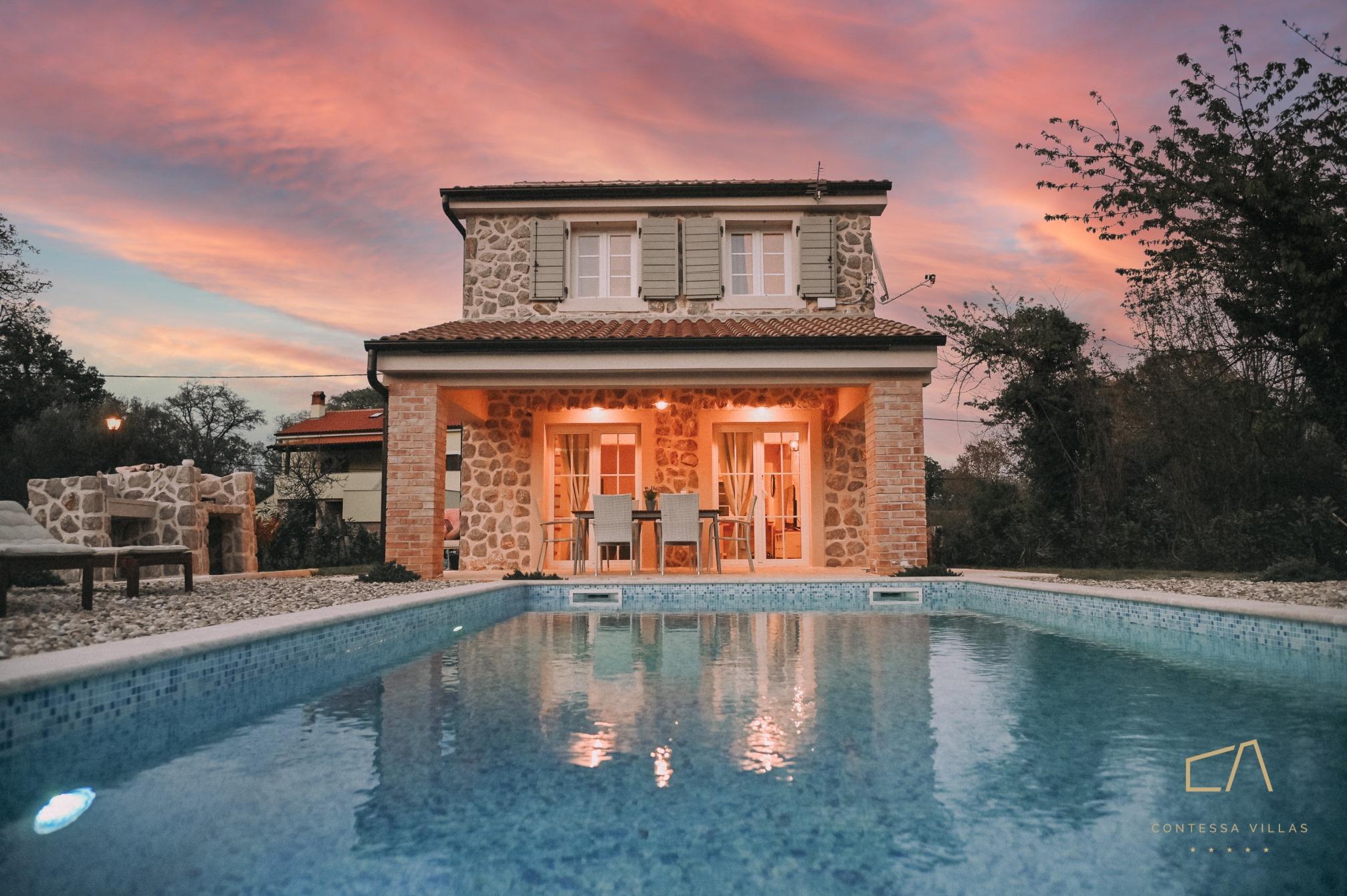 Upoznajte Contessine autentične kamene kuće čija ljepota oduzima dah