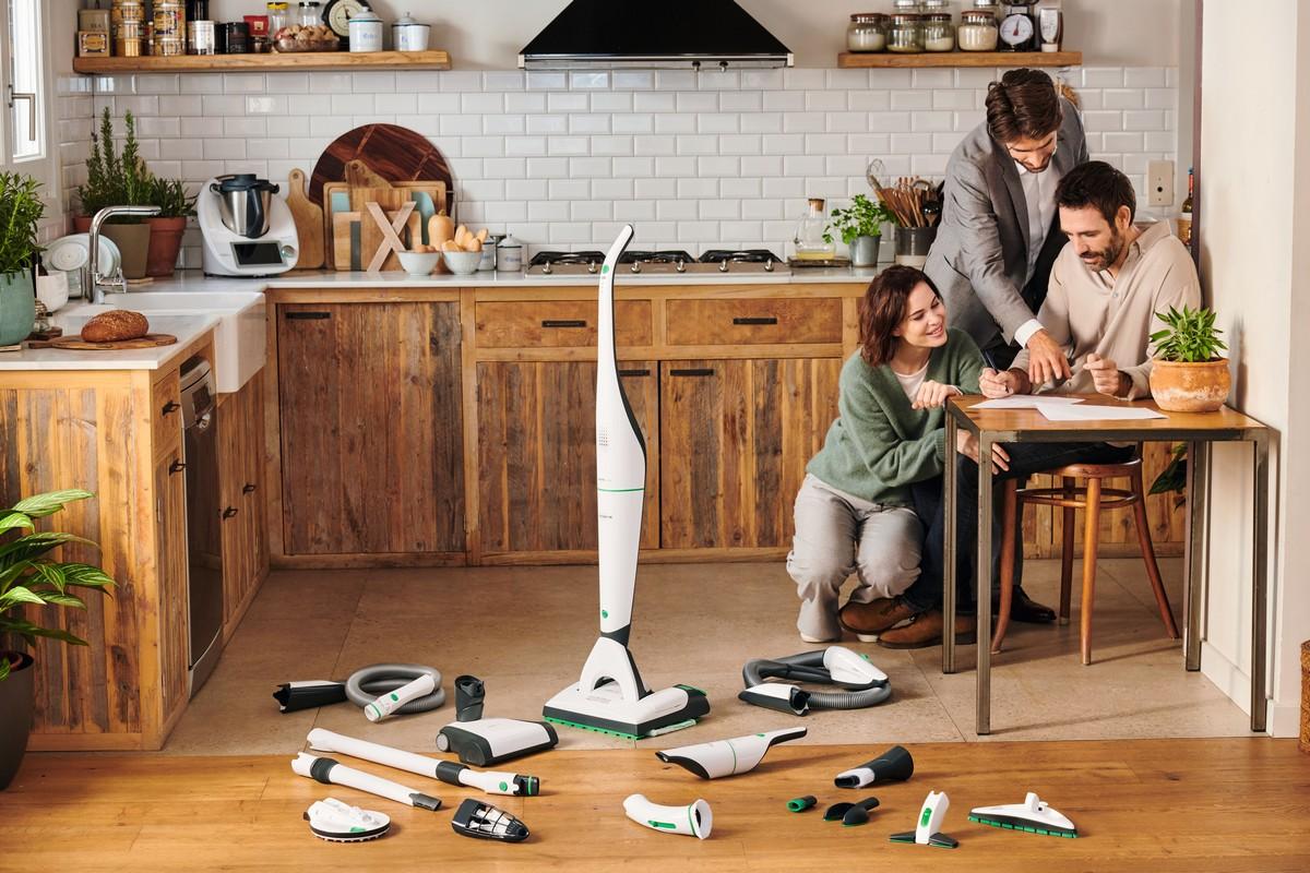 Čišćenje može postati užitak uz Parnad Vorwerk, koji je otvorio svoju trgovinu u Rijeci