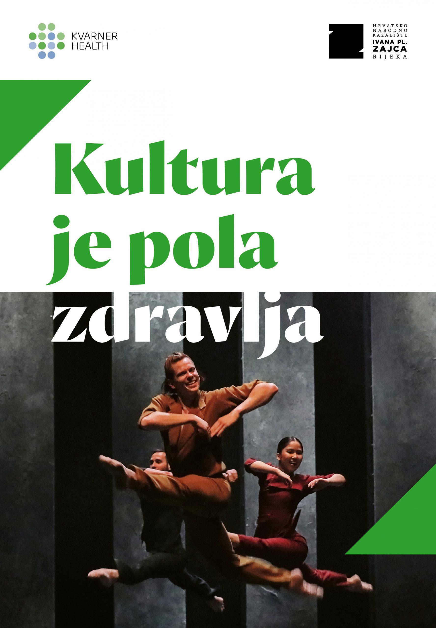 HNK Ivana pl. Zajca i Klaster zdravstvenog turizma Kvarnera: Kultura je pola zdravlja