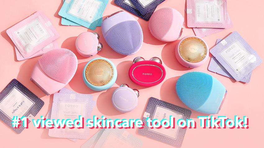 Švedski skintech div FOREO zapečatio poziciju na vrhu s najpopularnijim skincare uređajima na svijetu