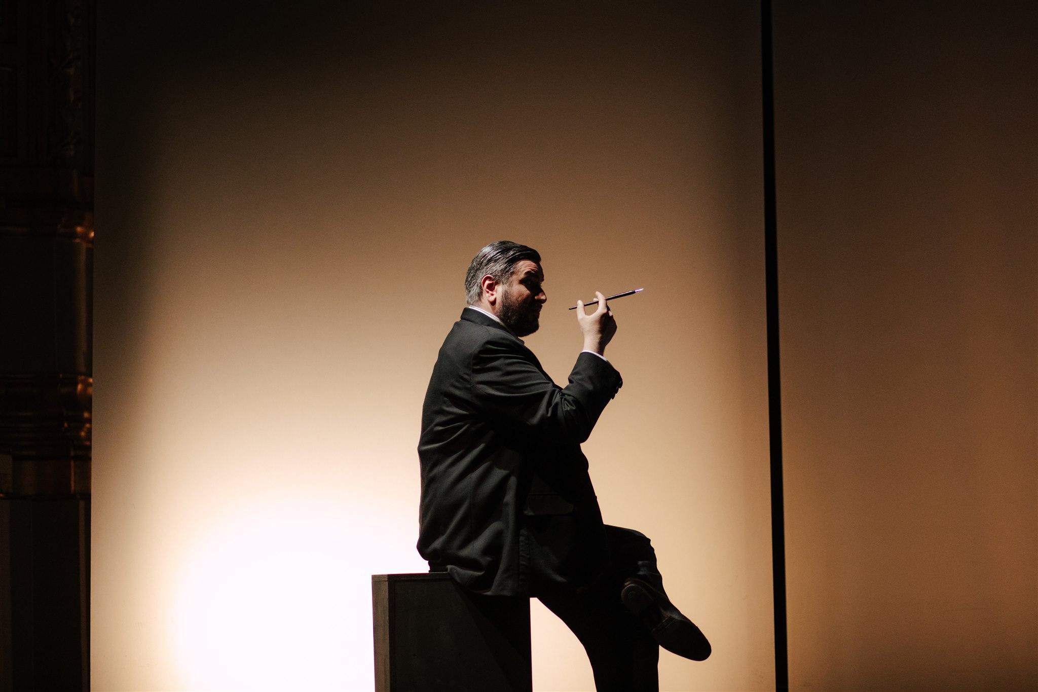"""Praizvedba """"Opere po Kamovu"""" u riječkom HNK! Zoran Juranić uglazbio donedavno nepoznati libreto Janka Polića Kamova"""