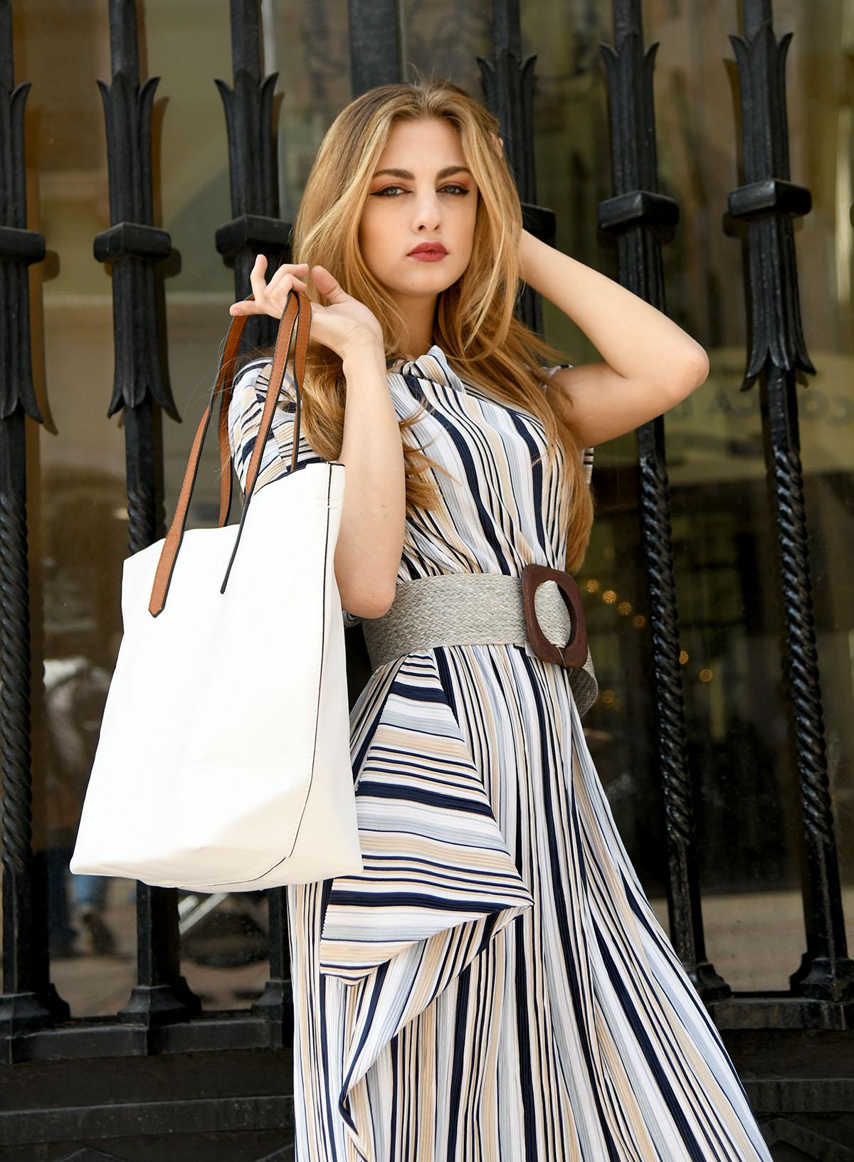 Extravagant shopping: Image Haddad