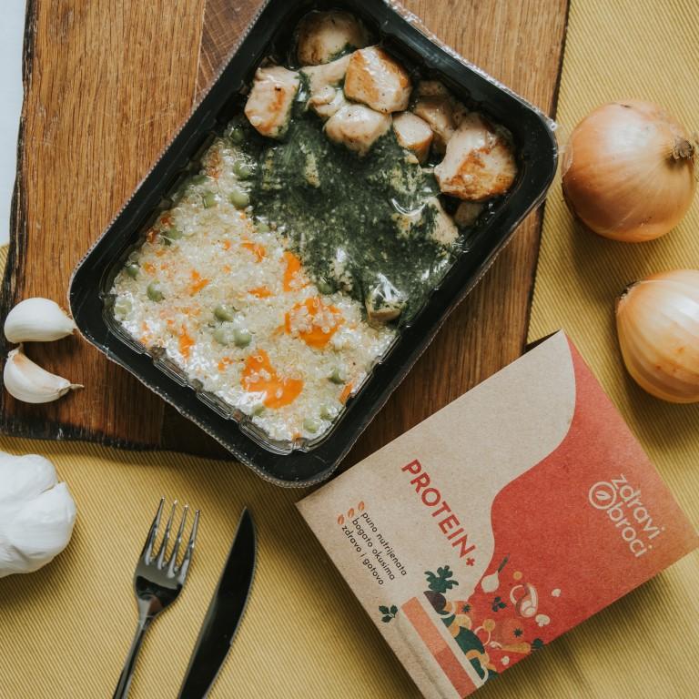 Originalan koncept Zdravih obroka novitet je na hrvatskom gastro tržištu, a uskoro dolazi i u Rijeku