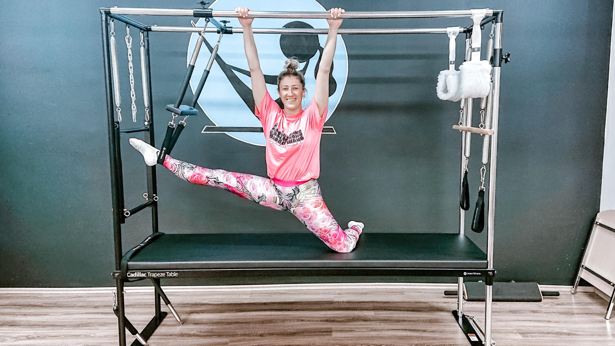Jennifer Glumac vam predstavlja ljeto na pilates spravama uz riječku profesionalnu plesačicu