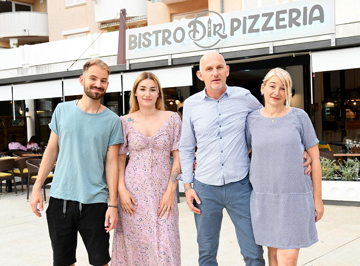 """Posjetili smo novootvorenu Bistro pizzeriju """"Đir"""" u Novom Vinodolskom"""