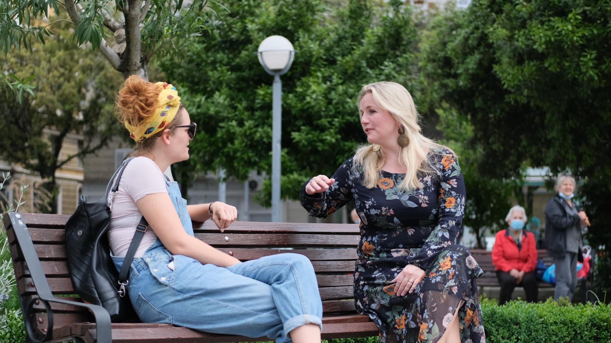 Extravagant interview: Leonora Surian Popov