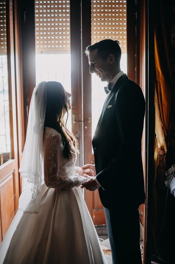 Donosimo vam priču o vjenčanju iz snova: Rose Marie Šturlić Raspor i Dino Raspor