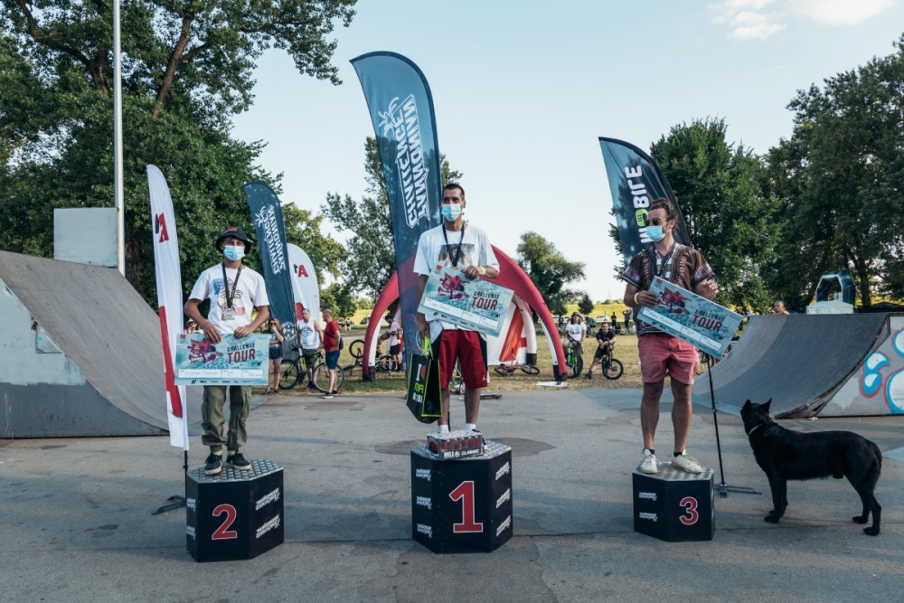 Emanuel Bastaja iz Lovrana pobijedio u disciplini Scooter na zagrebačkom Challenge Touru