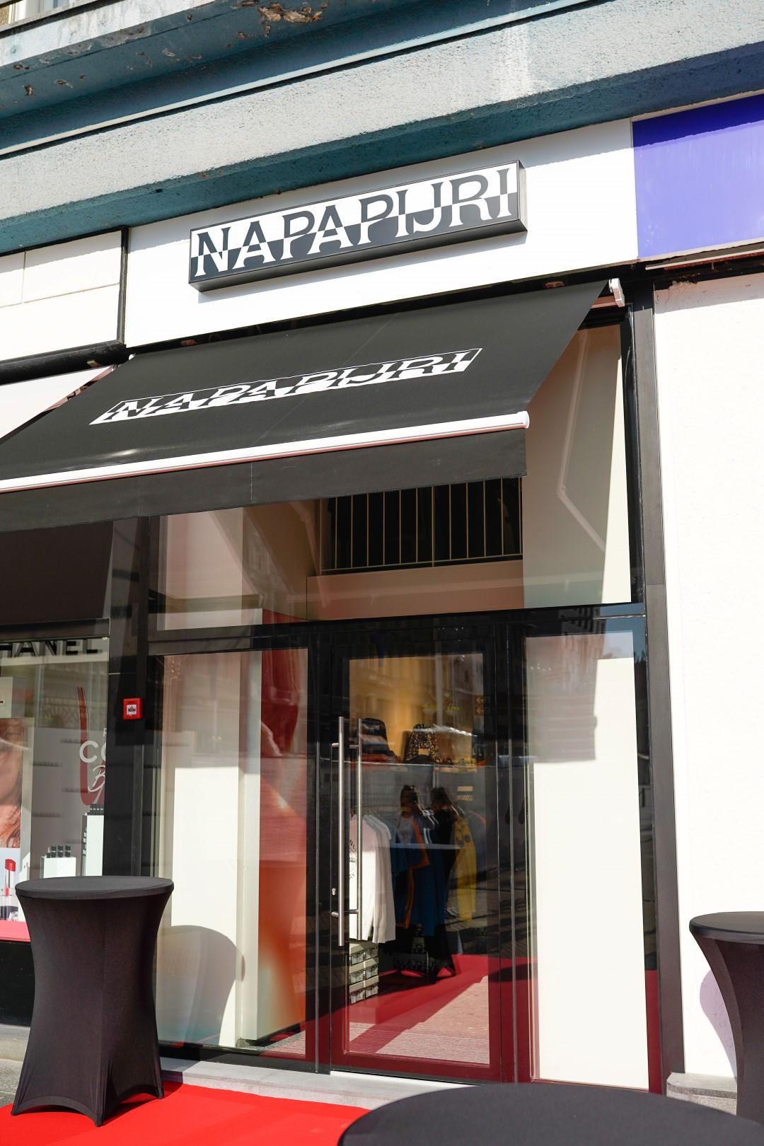 Centar Zagreba bogatiji je za oazu sportske elegancije u najluksuznijem smislu - Napapijri store