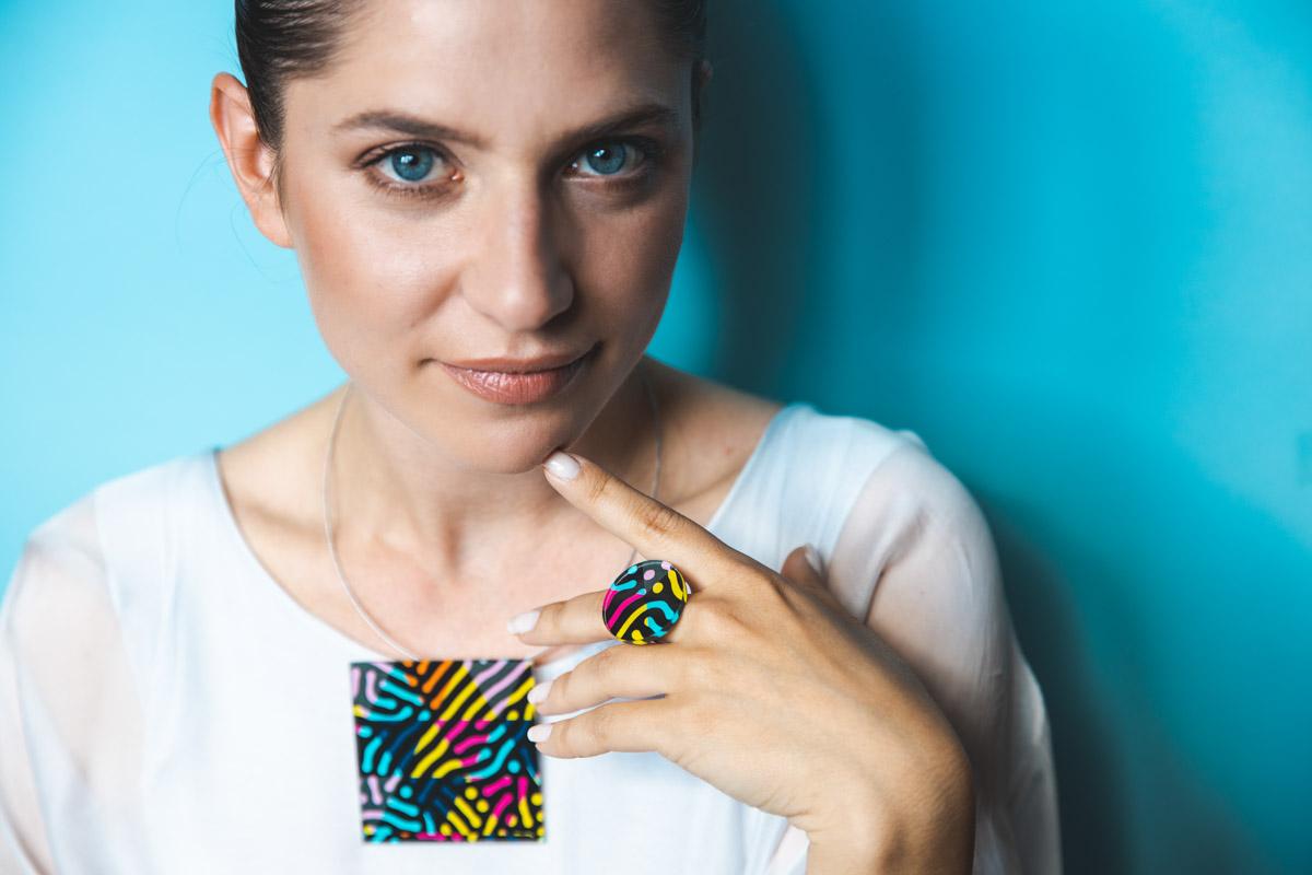 """Stigla je nova linija Nisa design nakita: """"Uzorci"""""""