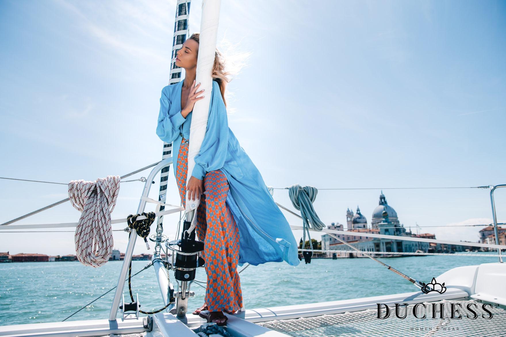 Venecija poslužila kao savršena kulisa za snimanje nove modne kampanje brenda Duchess
