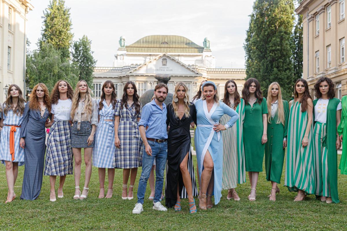 DUCHESS fashion show uz mnoštvo poznatih zabljesnule Borna, Ecija, Banfić, Nikolina Ristović, Uršula, Josipa pokazala novog dečka