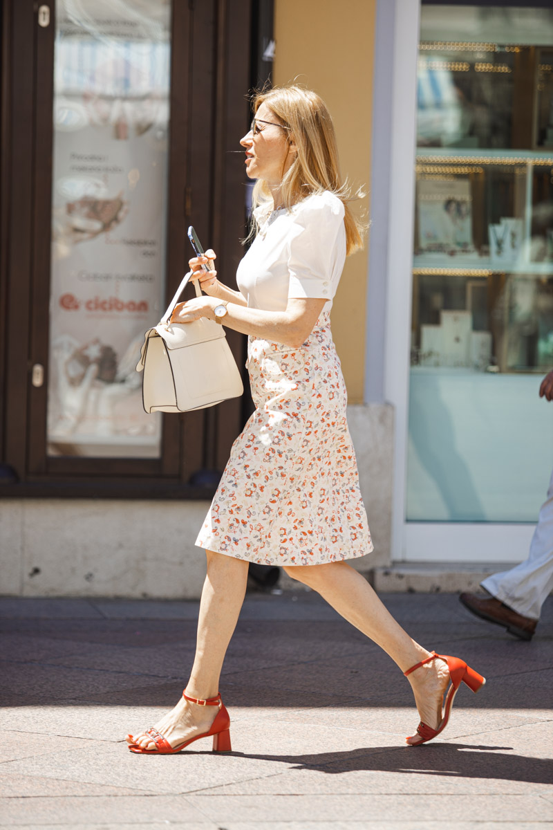 "Extravagant streetstyle: ljetna obuća ""to go"""