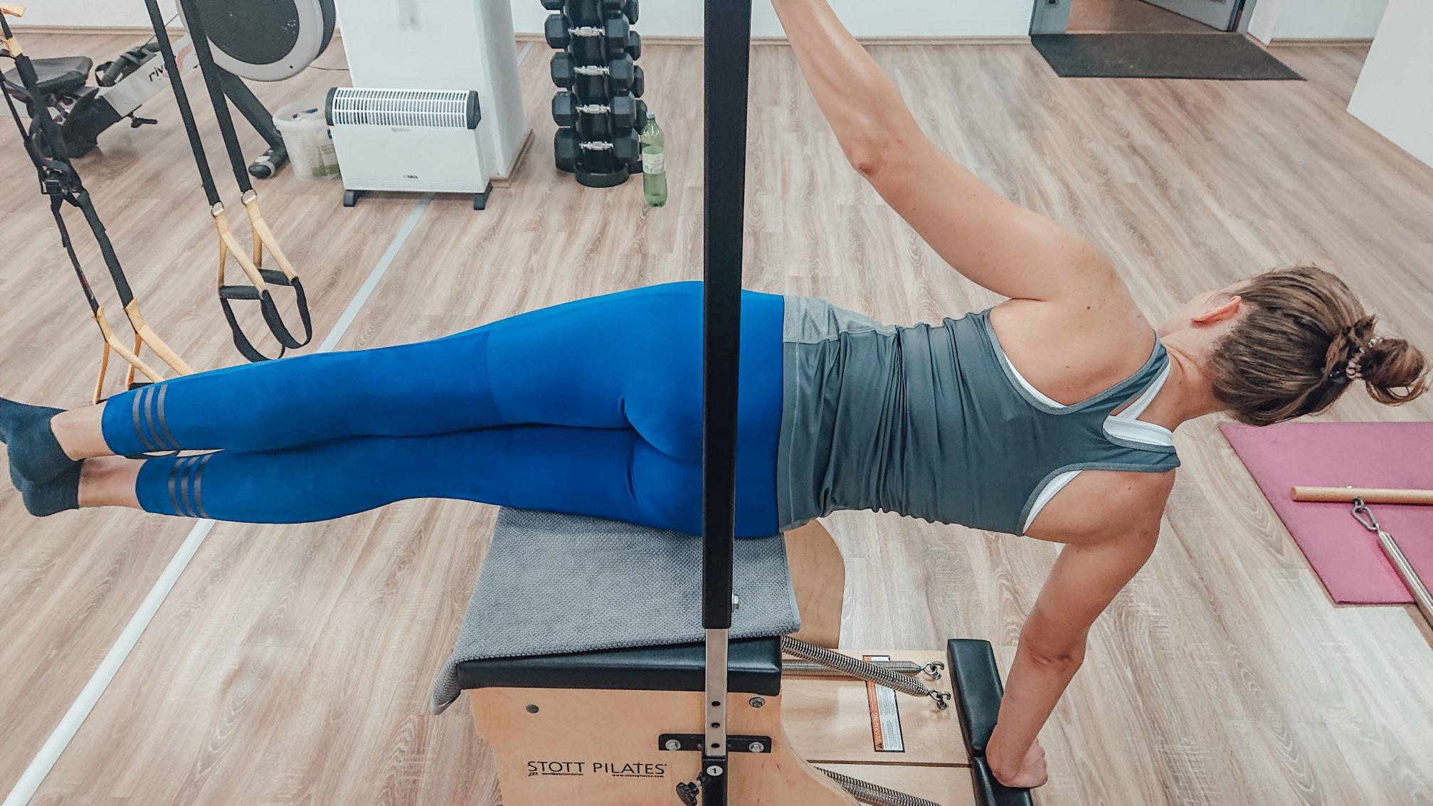 Ljeto na pilates spravama isprobala je veterinarka Saskia Sarvan
