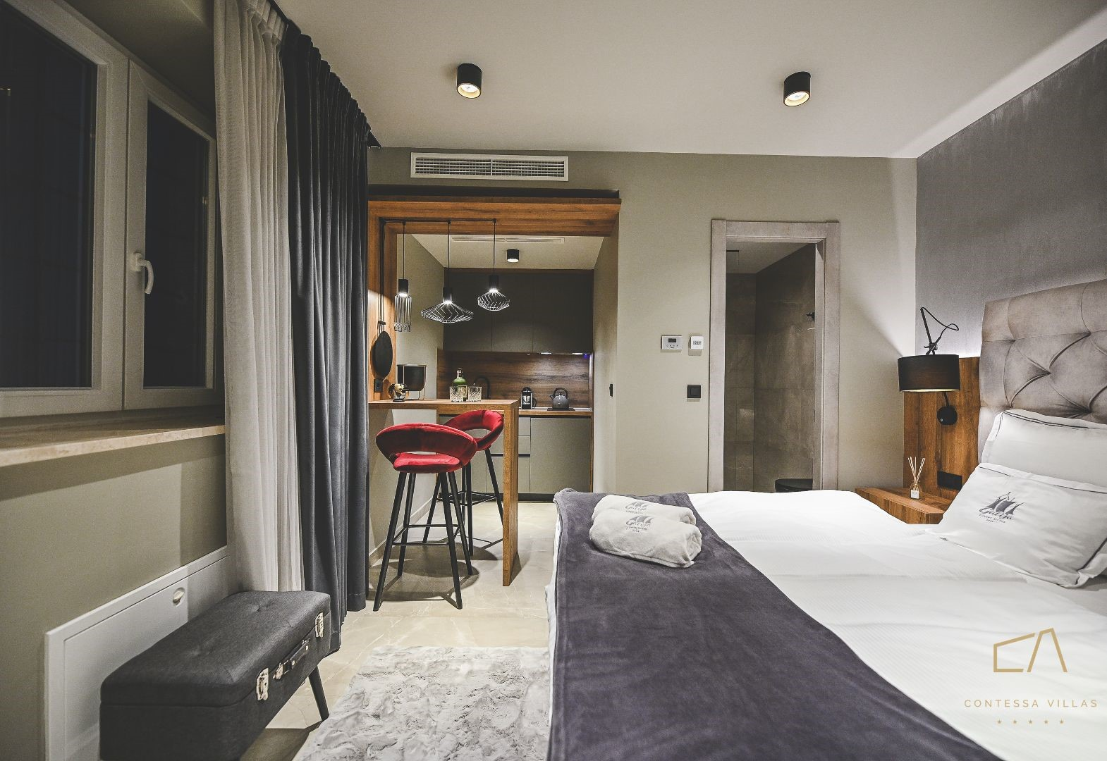Doživite potreban mir i privatnost u jednom od očaravajućih Heritage Galija Suites ****