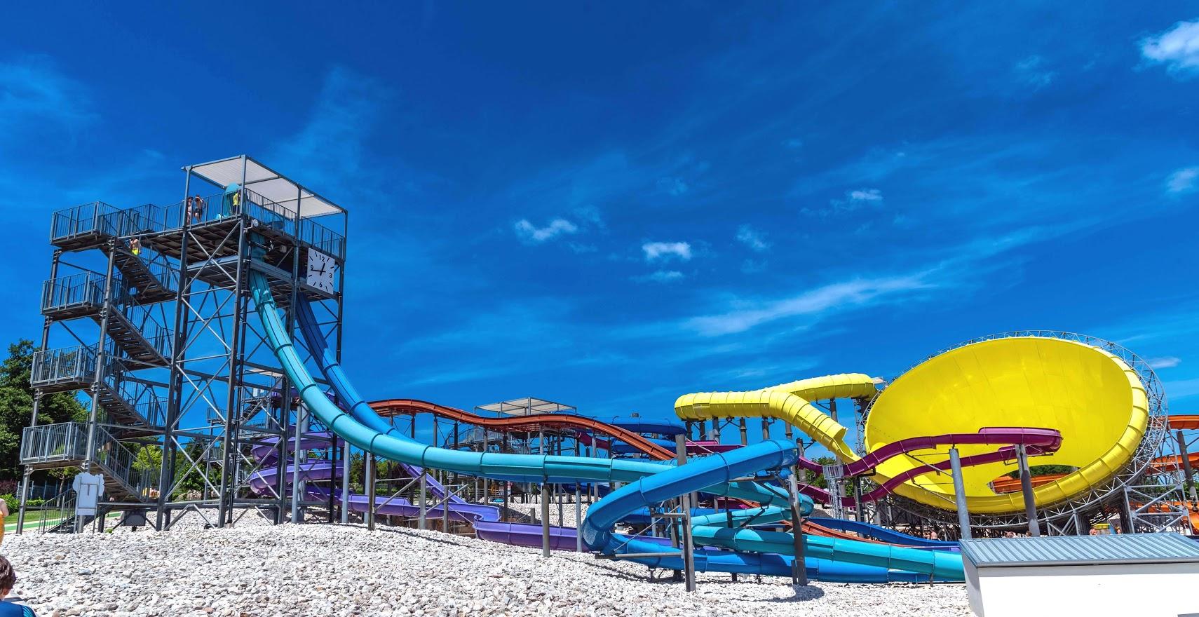 Provedite zabavan ljetni dan u Aquacolorsu u Poreču!