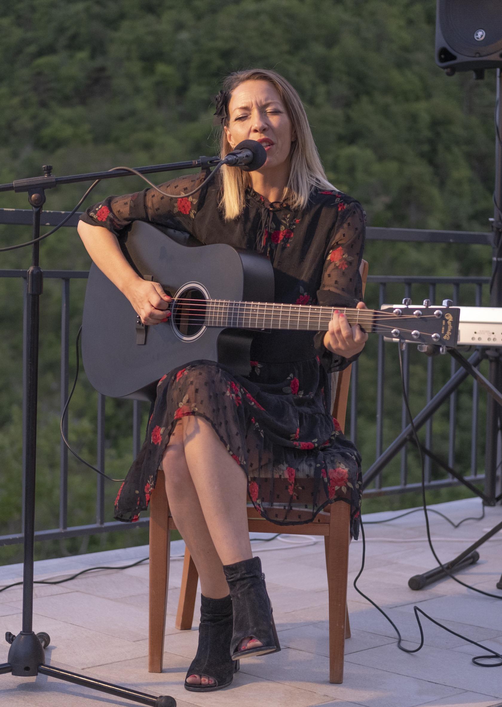 Antonella Malis je održala koncert za pamćenje u predivnom ambijentu padina Učke