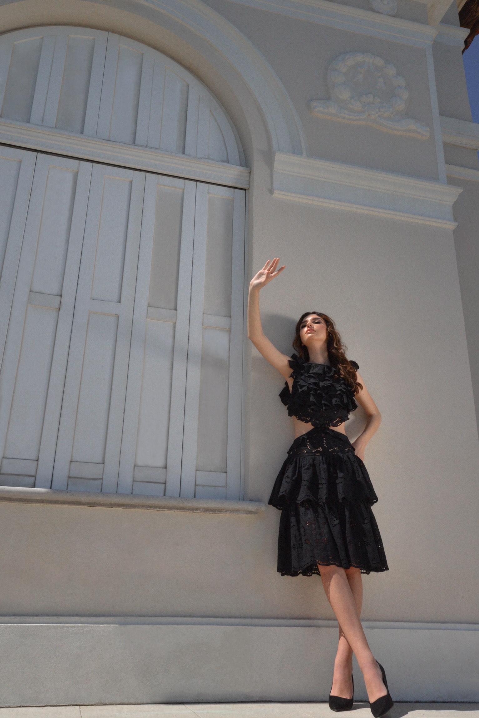 Lusso Couture iza kojeg stoji Linda Lukežić ima svoj webshop!